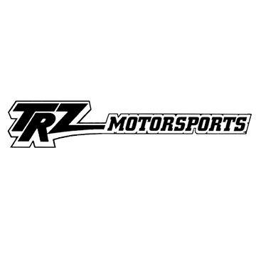 "TRZ Motorsports Cadillac Attack 2021 15"" class sponsor"