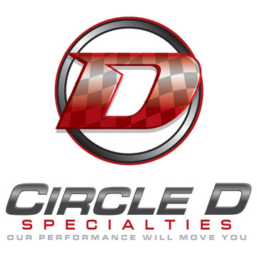 Circle D Specialties Cadillac Attack 2021 Race Class Sponsor