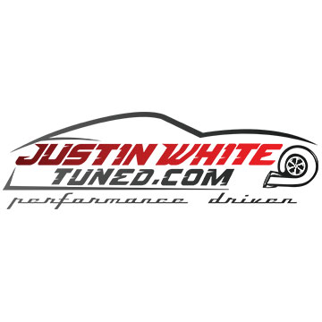 Justin White Tuned Cadillac Attack 2021 Race Sponsor
