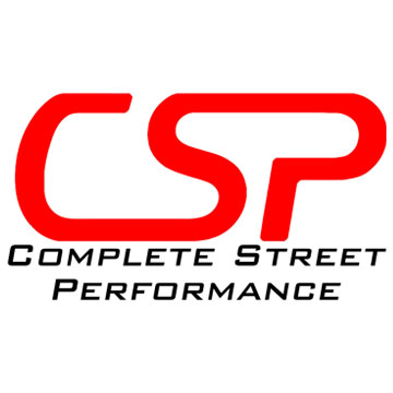 CSP Complete Street Performance Cadillac Attack 2021 Race Sponsor
